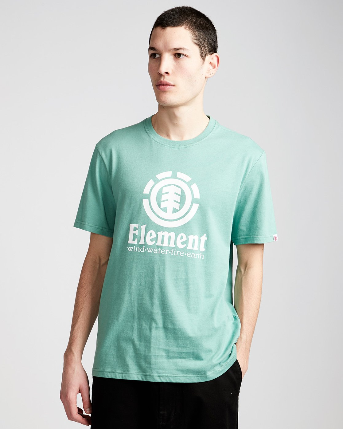 0 Vertical - Short Sleeve T-Shirt for Men  N1SSG4ELP9 Element