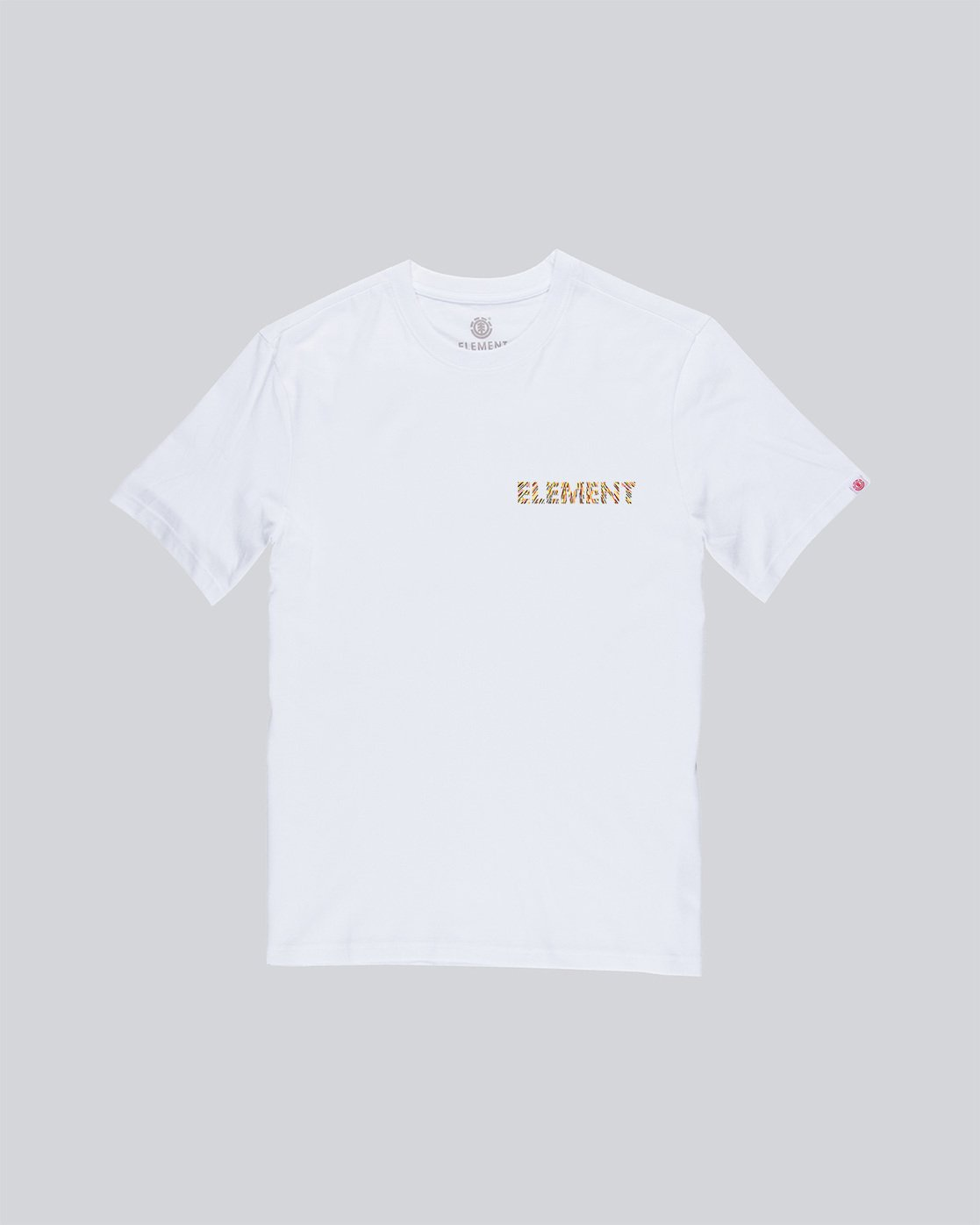 0 Brighter Days Ss - Tee Shirt for Men White N1SSH6ELP9 Element