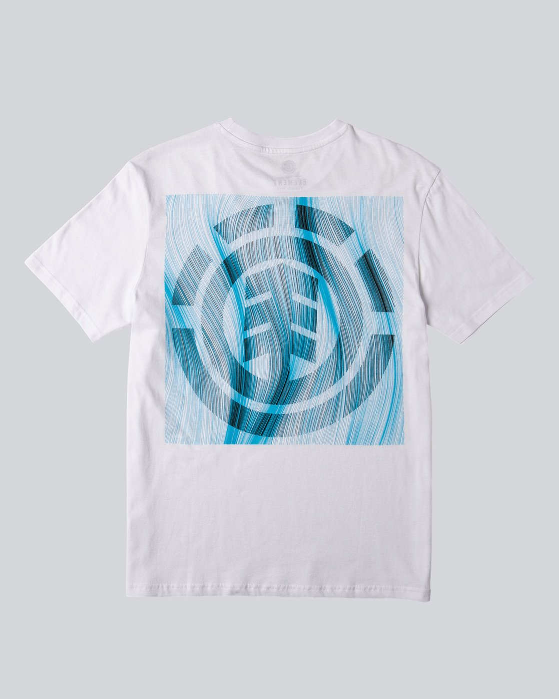1 Twists & Turns Logo - Tee Shirt for Men White N1SSH8ELP9 Element