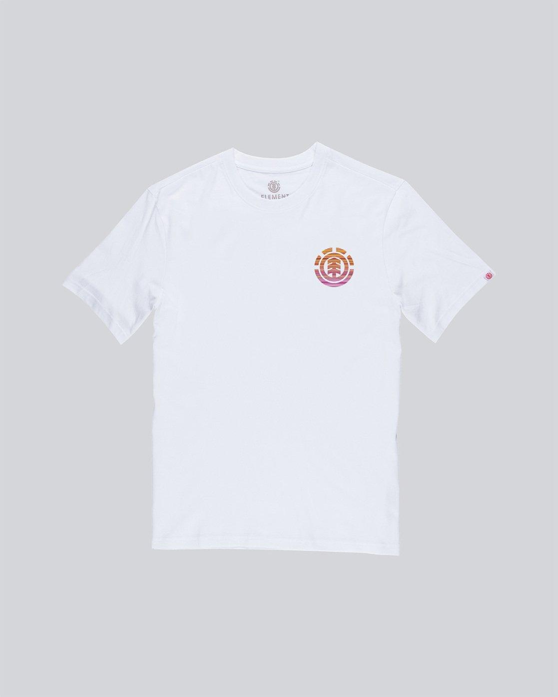0 Horizon Ss - Tee Shirt for Men  N1SSH9ELP9 Element