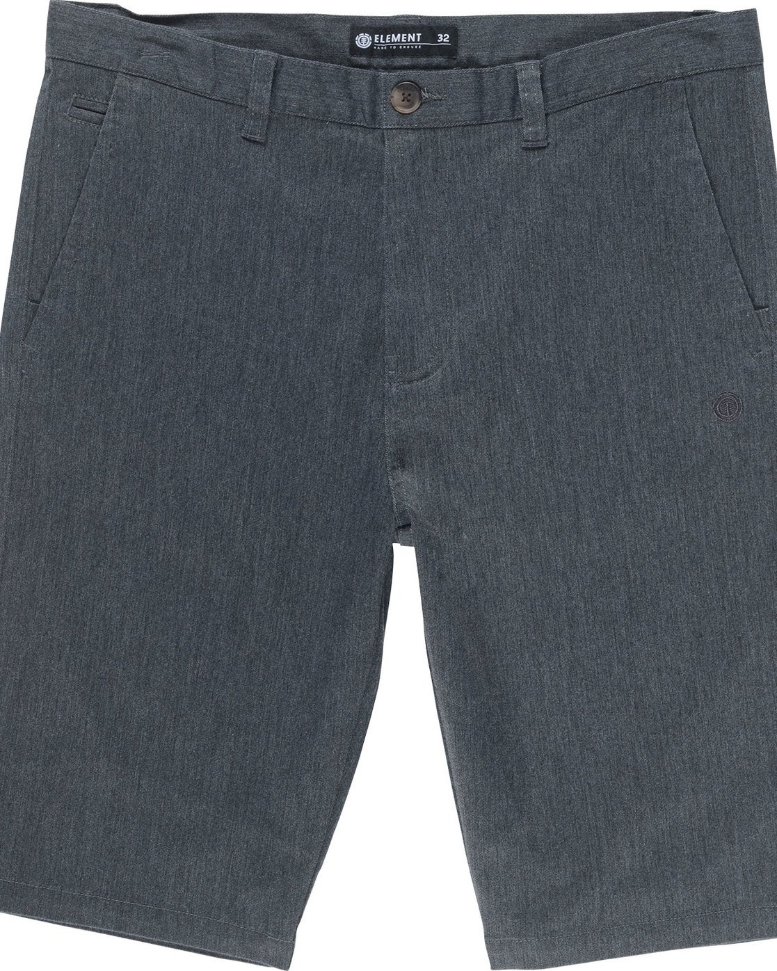 5 Howland Classic Wk - Walkshort for Men Grey N1WKA2ELP9 Element