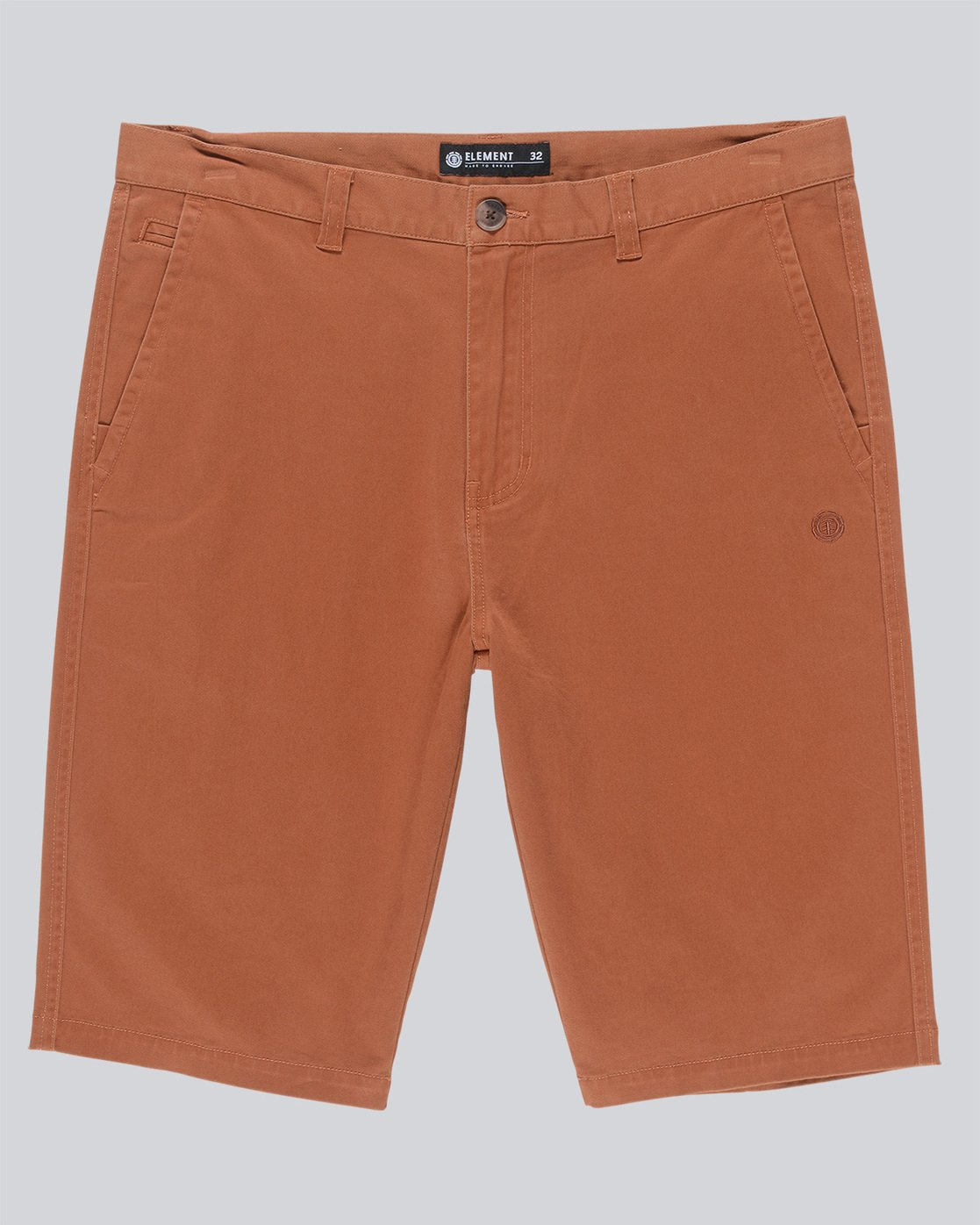 0 Howland Classic Wk - shorts pour Homme Orange N1WKA2ELP9 Element