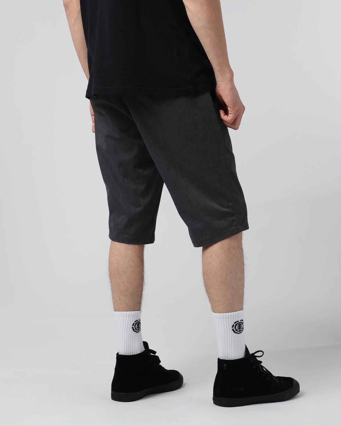 3 Howland Classic Wk - Walkshort for Men Grey N1WKA2ELP9 Element