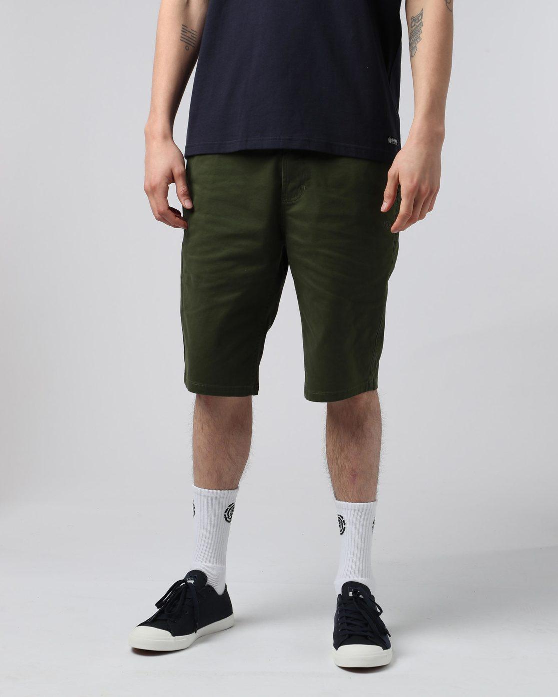 1 Howland Classic Wk - shorts pour Homme Vert N1WKA2ELP9 Element