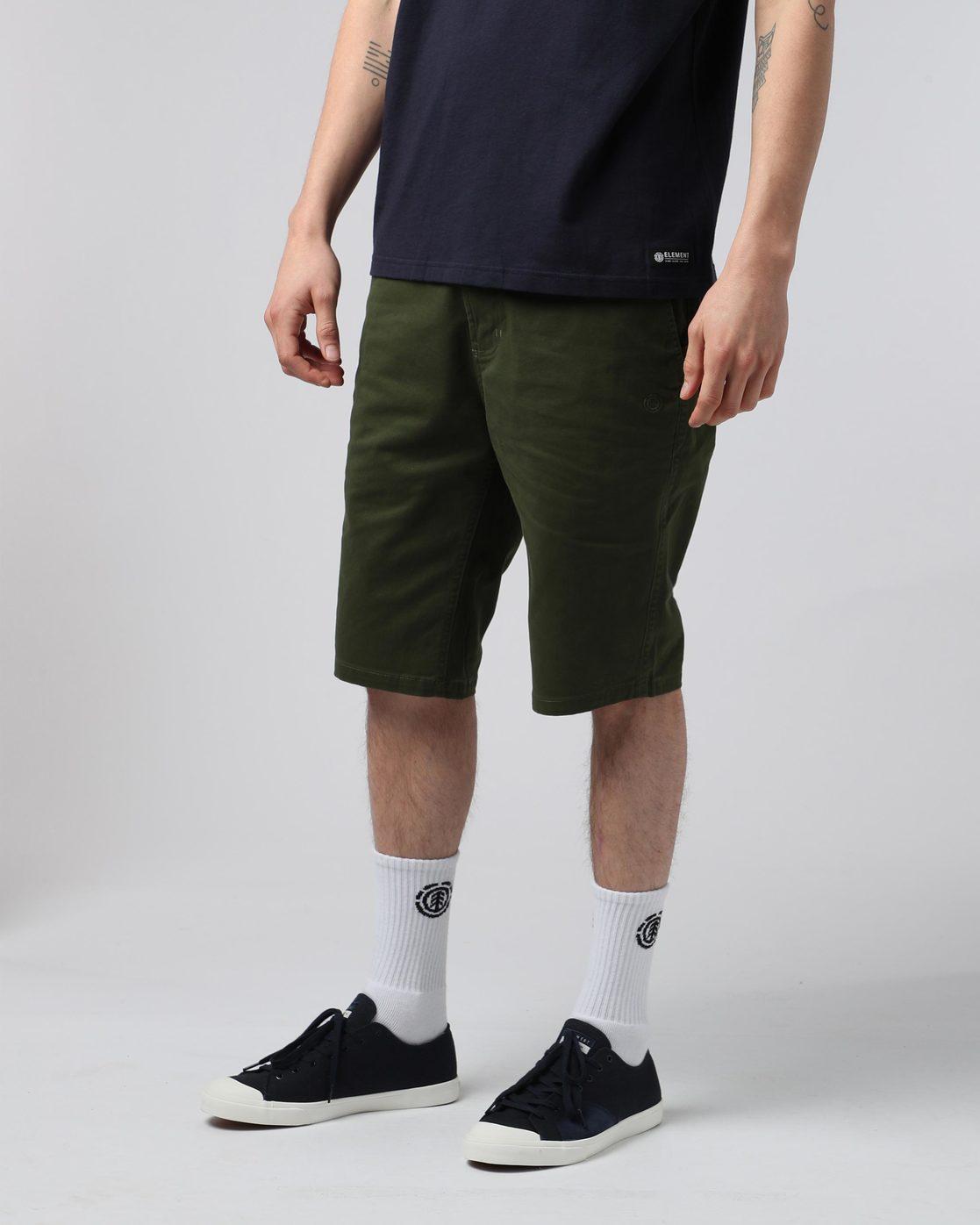 2 Howland Classic Wk - shorts pour Homme Vert N1WKA2ELP9 Element