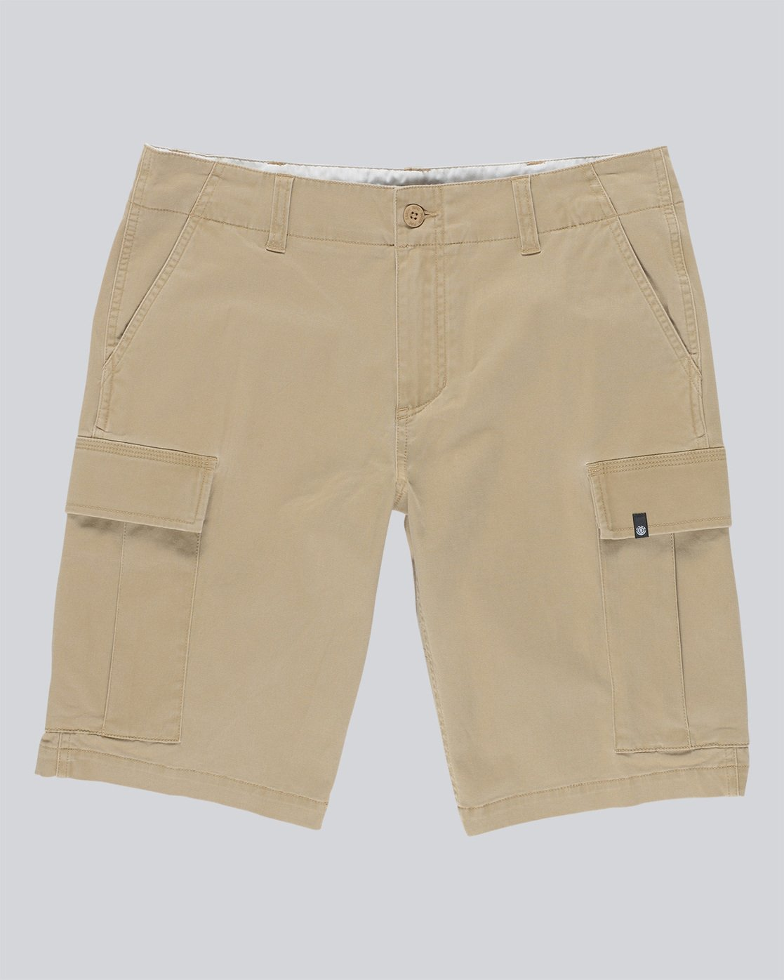 "4 Legion Cargo 21"" - Shorts for Men Grey N1WKA3ELP9 Element"