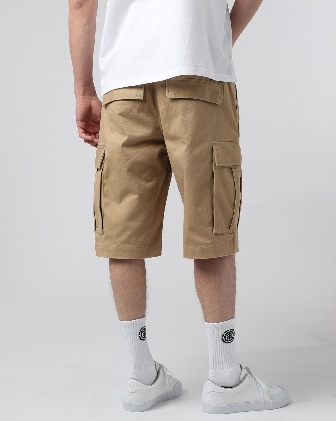 "3 Legion Cargo 21"" - Shorts for Men Grey N1WKA3ELP9 Element"