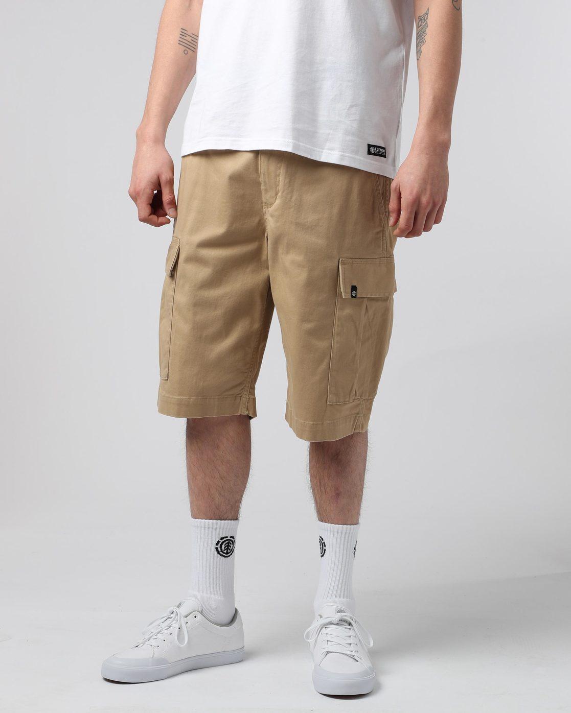 """0 Legion Cargo 21"""" - Shorts for Men Grey N1WKA3ELP9 Element"""