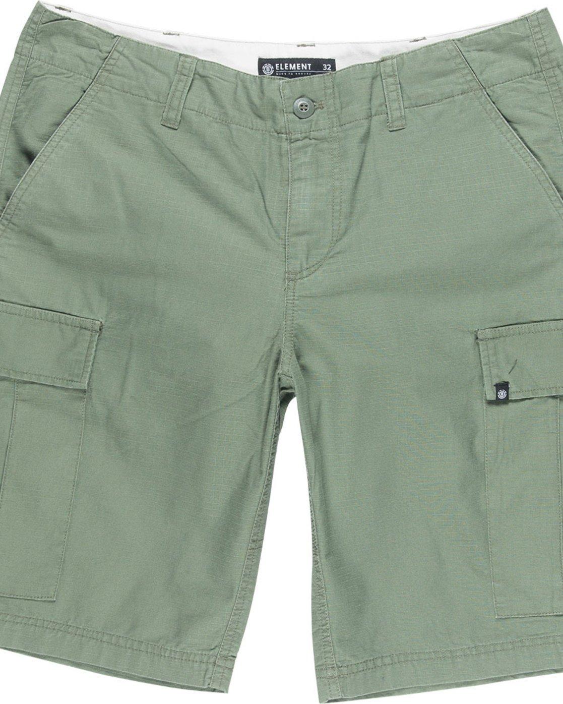 "5 Legion Cargo 21"" - Shorts for Men Brown N1WKA4ELP9 Element"
