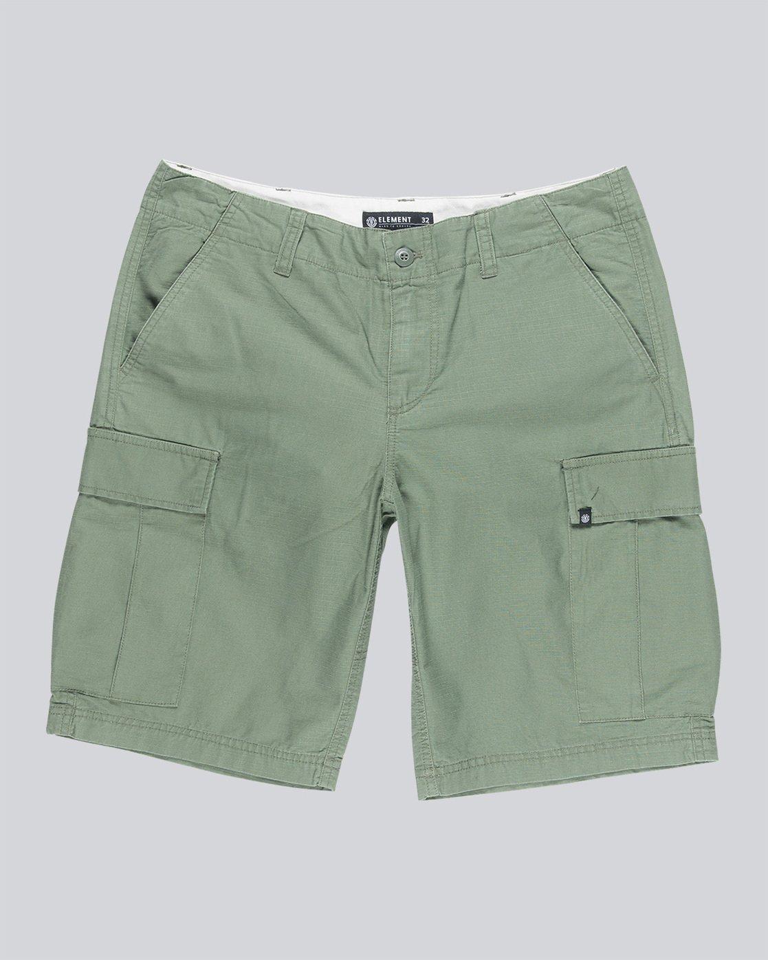 "4 Legion Cargo 21"" - Shorts for Men Brown N1WKA4ELP9 Element"