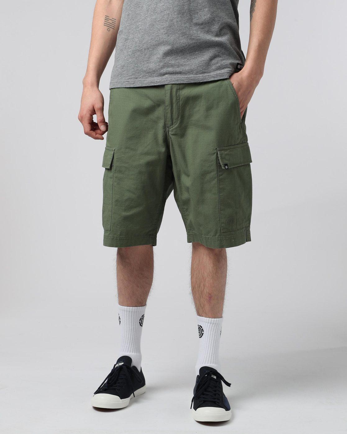 "0 Legion Cargo 21"" - Shorts for Men Brown N1WKA4ELP9 Element"