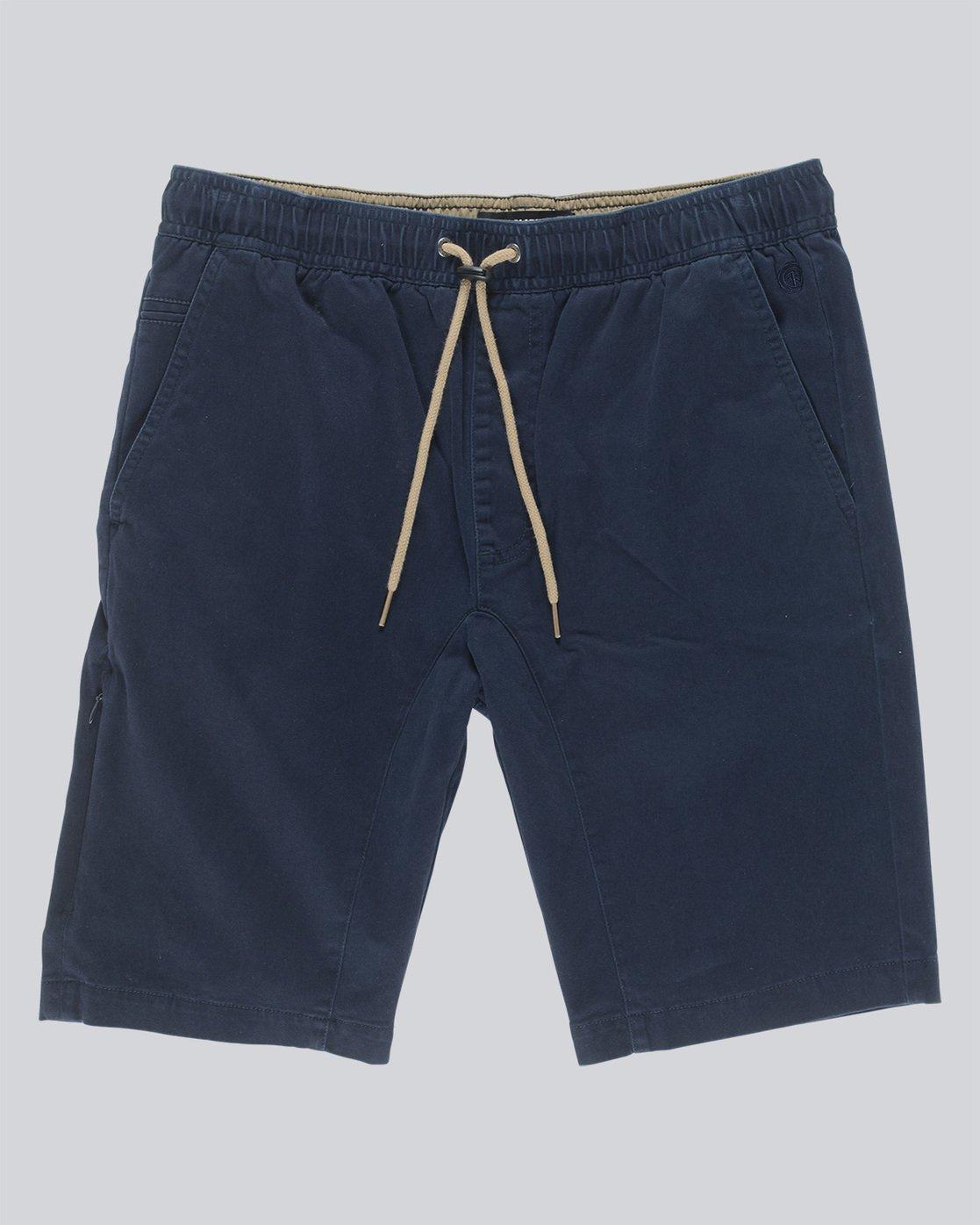 0 Altona Wk - Bermuda-Shorts für Männer Blau N1WKA6ELP9 Element