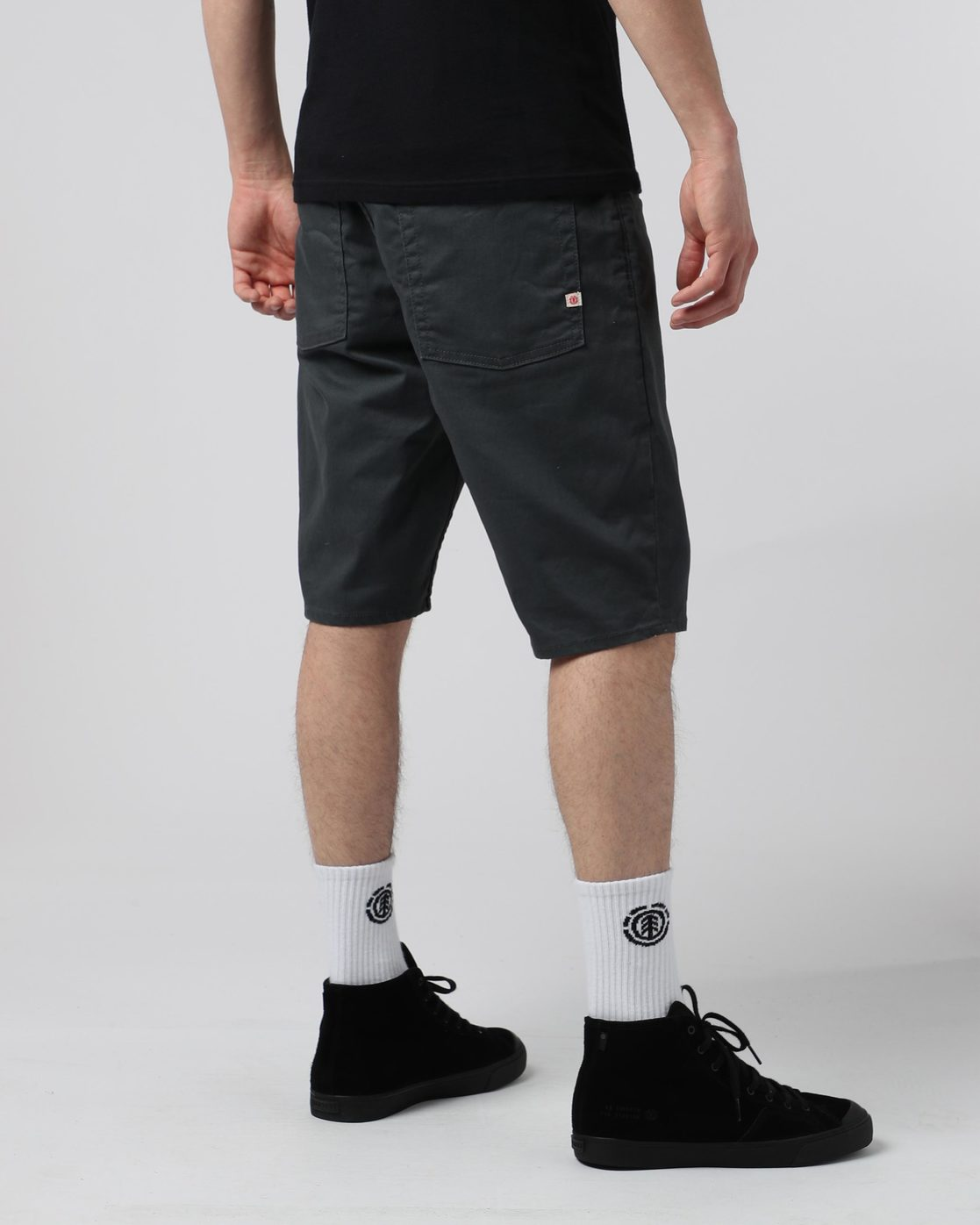 3 E03 Color Wk - Walkshort for Men Black N1WKB6ELP9 Element