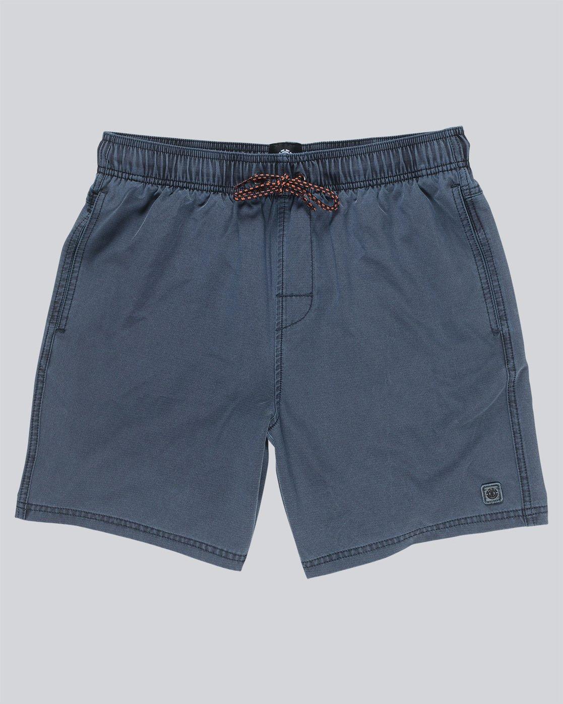 0 Path Short - Walkshort for Men Blue N1WKB9ELP9 Element