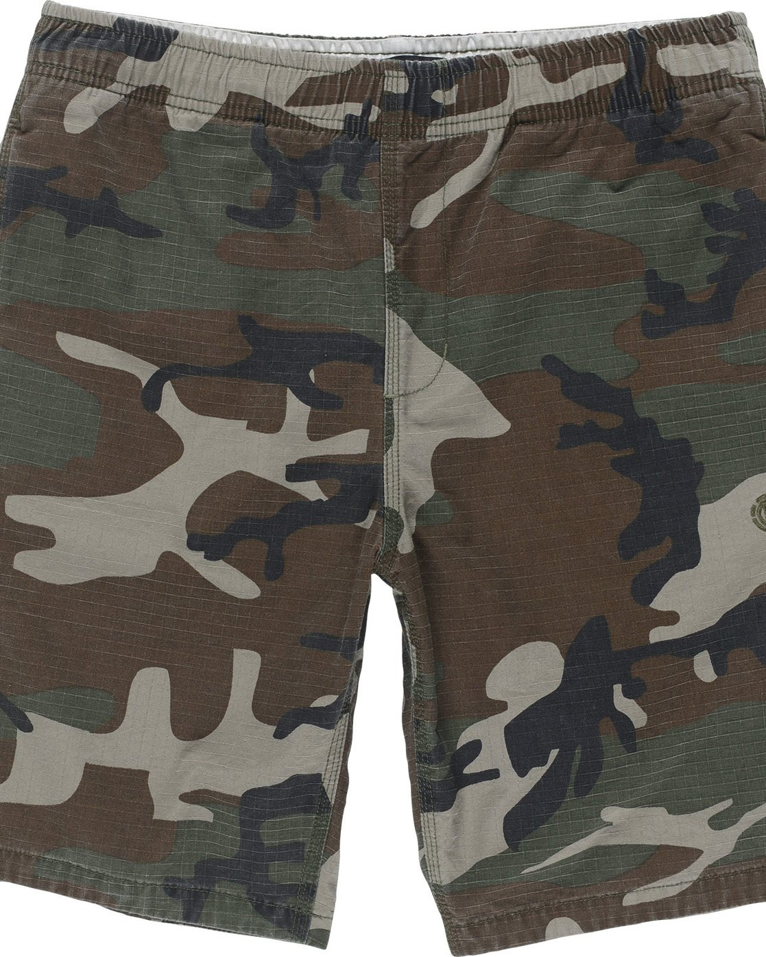 1 Pull Up Ripstop Camo - Walkshort for Men Camo N1WKC4ELP9 Element