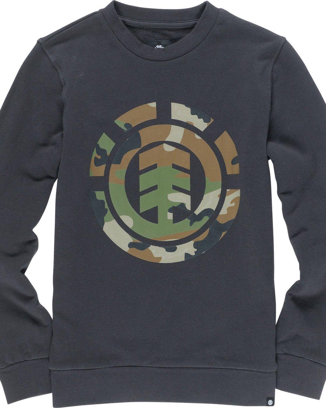 1 Foundation Icon Cr B - Fleece for Boys  N2CRA1ELP9 Element