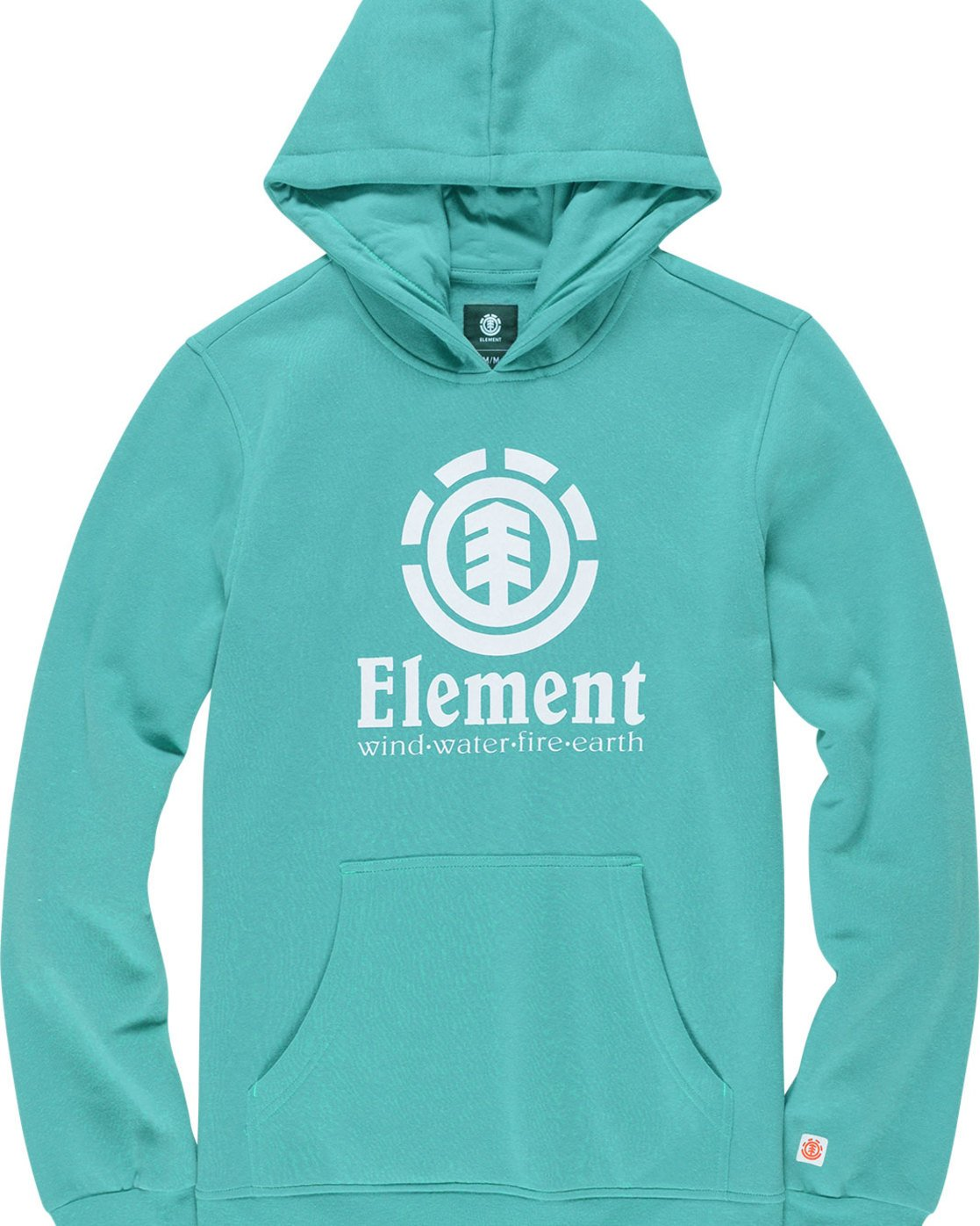 1 Vertical Ho Ft Boy - Fleece for Boys Green N2HOB1ELP9 Element