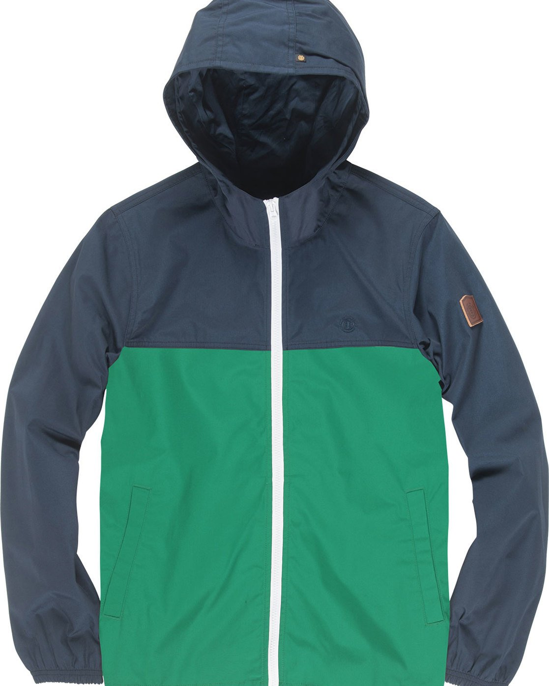 1 Alder Light 2Tones B - Jacket for Boys Green N2JKA3ELP9 Element