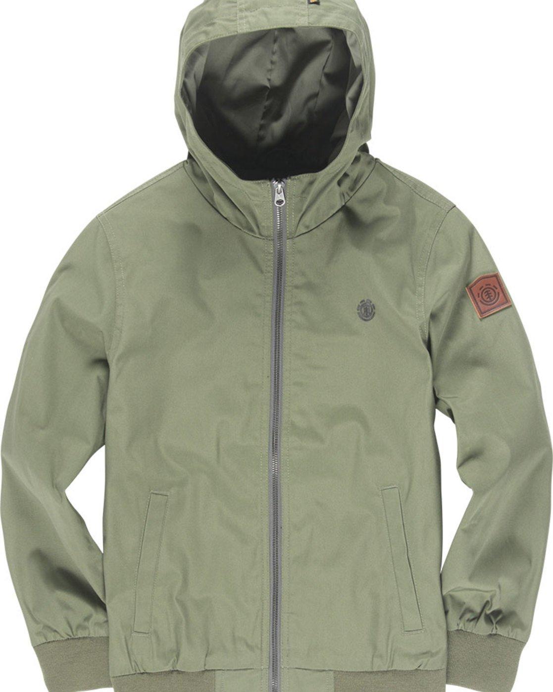 1 Dulcey Light Boy - Jacket for Boys Brown N2JKA5ELP9 Element