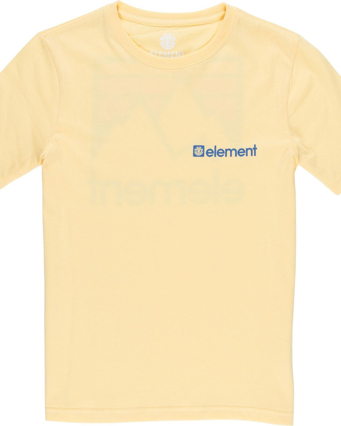 2 Joint Ss Boy - Tee Shirt for Boys Yellow N2SSB1ELP9 Element