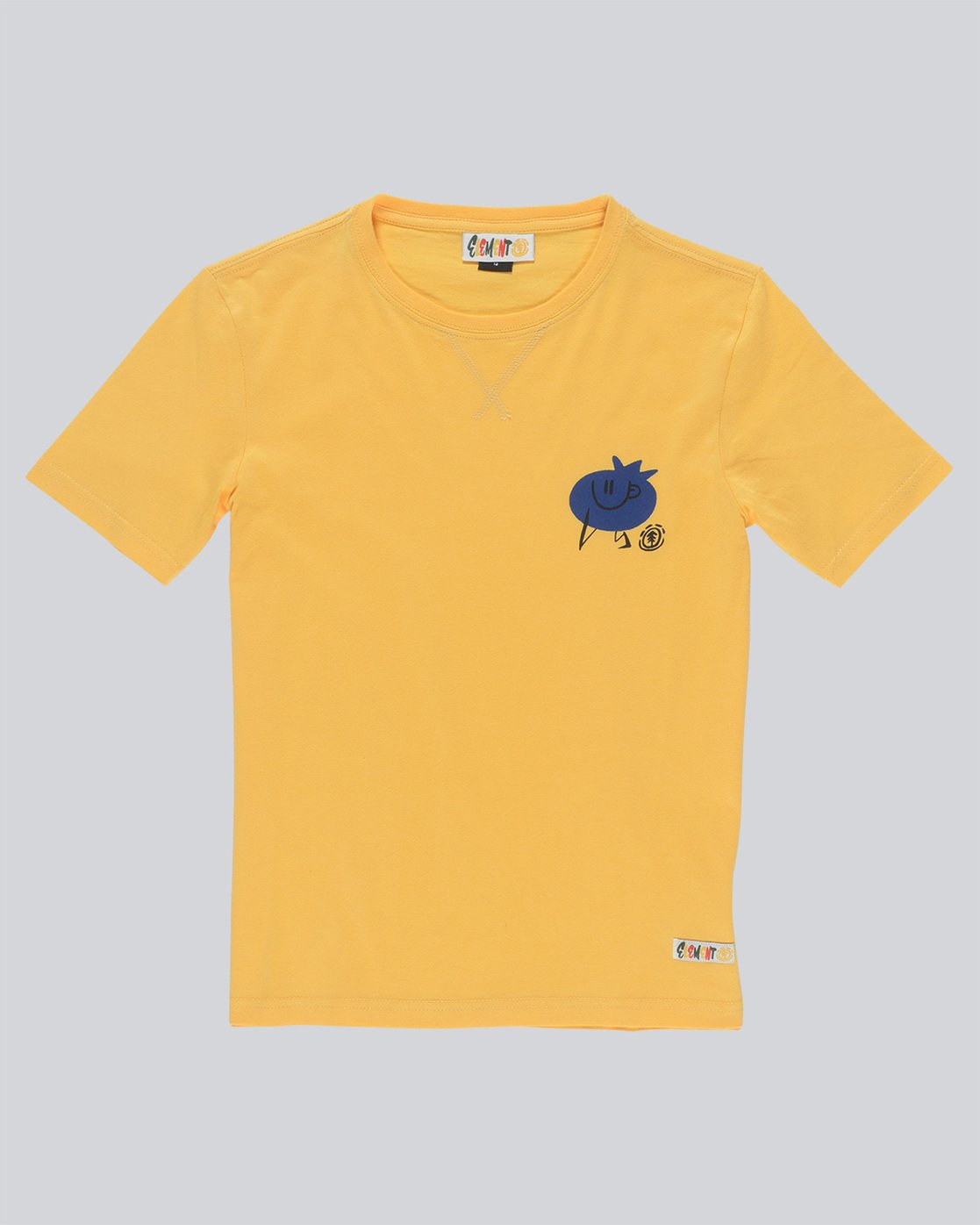 0 Yawyd Healthy Ss Tee - Tee Shirt for Boys Yellow N2SSC7ELP9 Element