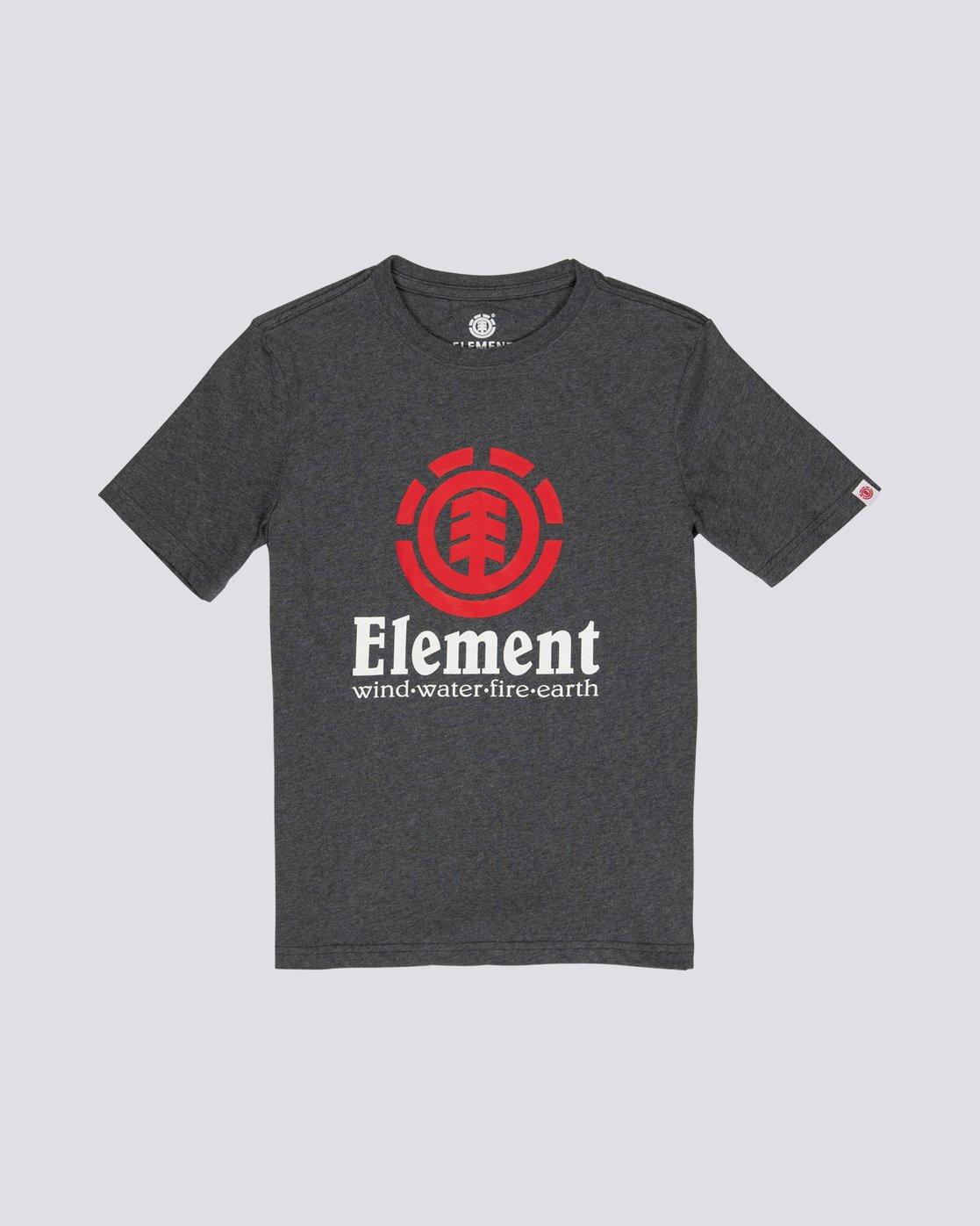 Vertical - Short Sleeve T-Shirt for Boys