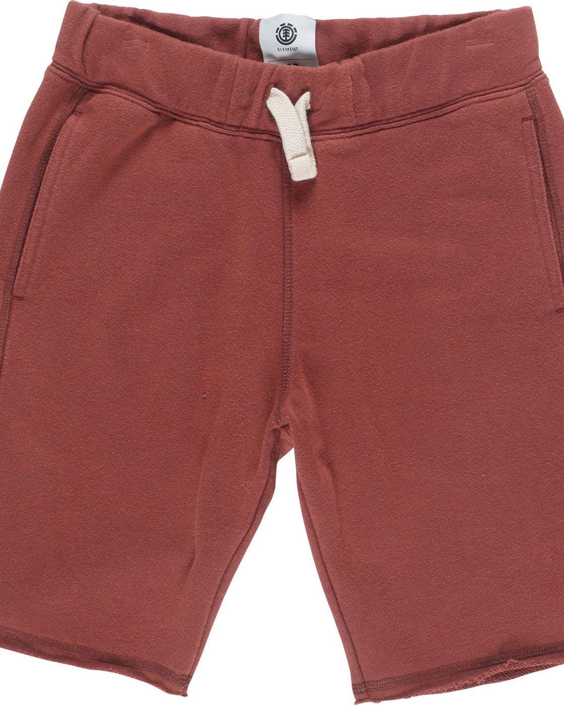 1 Neon Juice Short Boy - Walkshort for Boys Red N2WKA7ELP9 Element