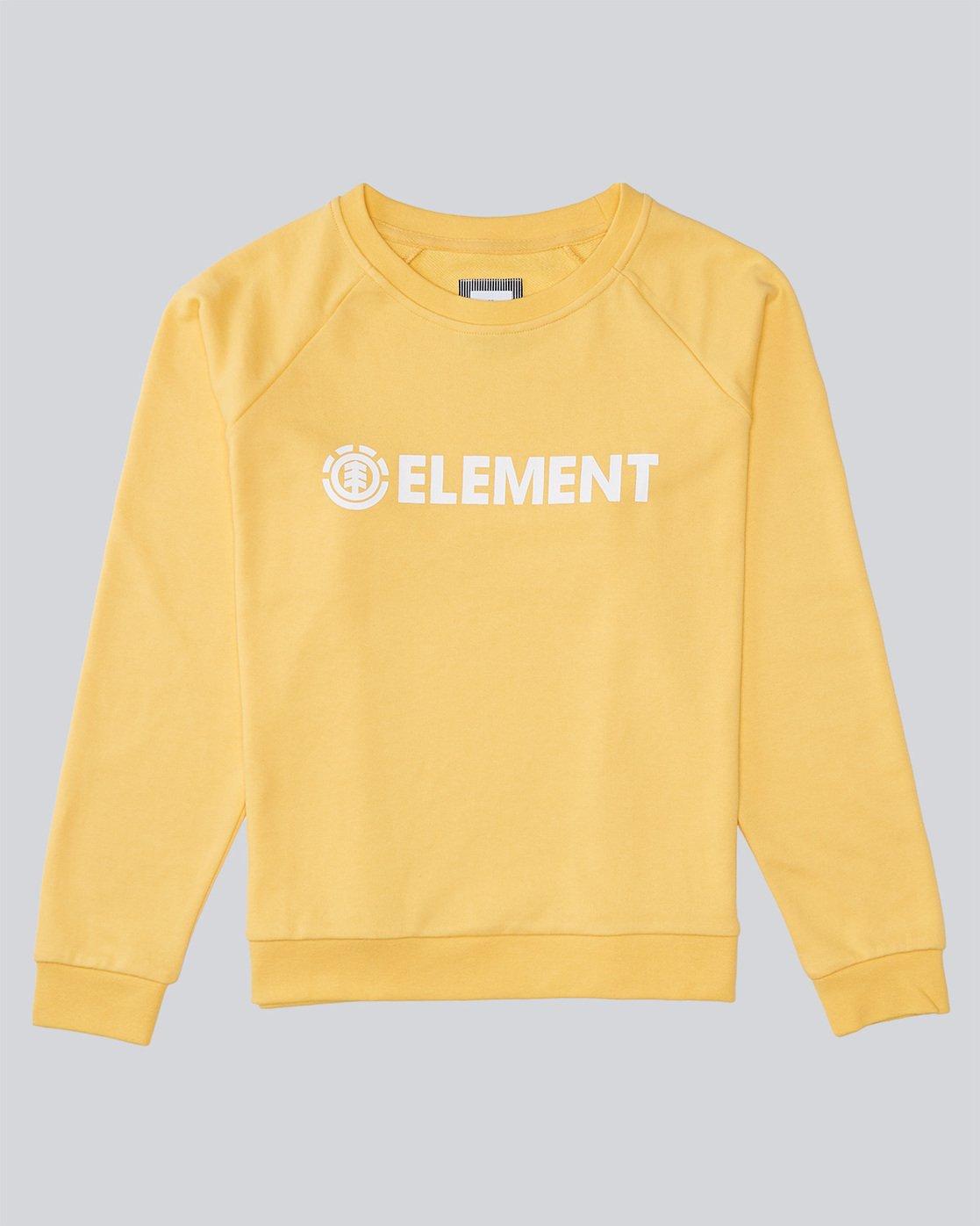 0 Logic Crew - Fleece for Women  N3CRA2ELP9 Element
