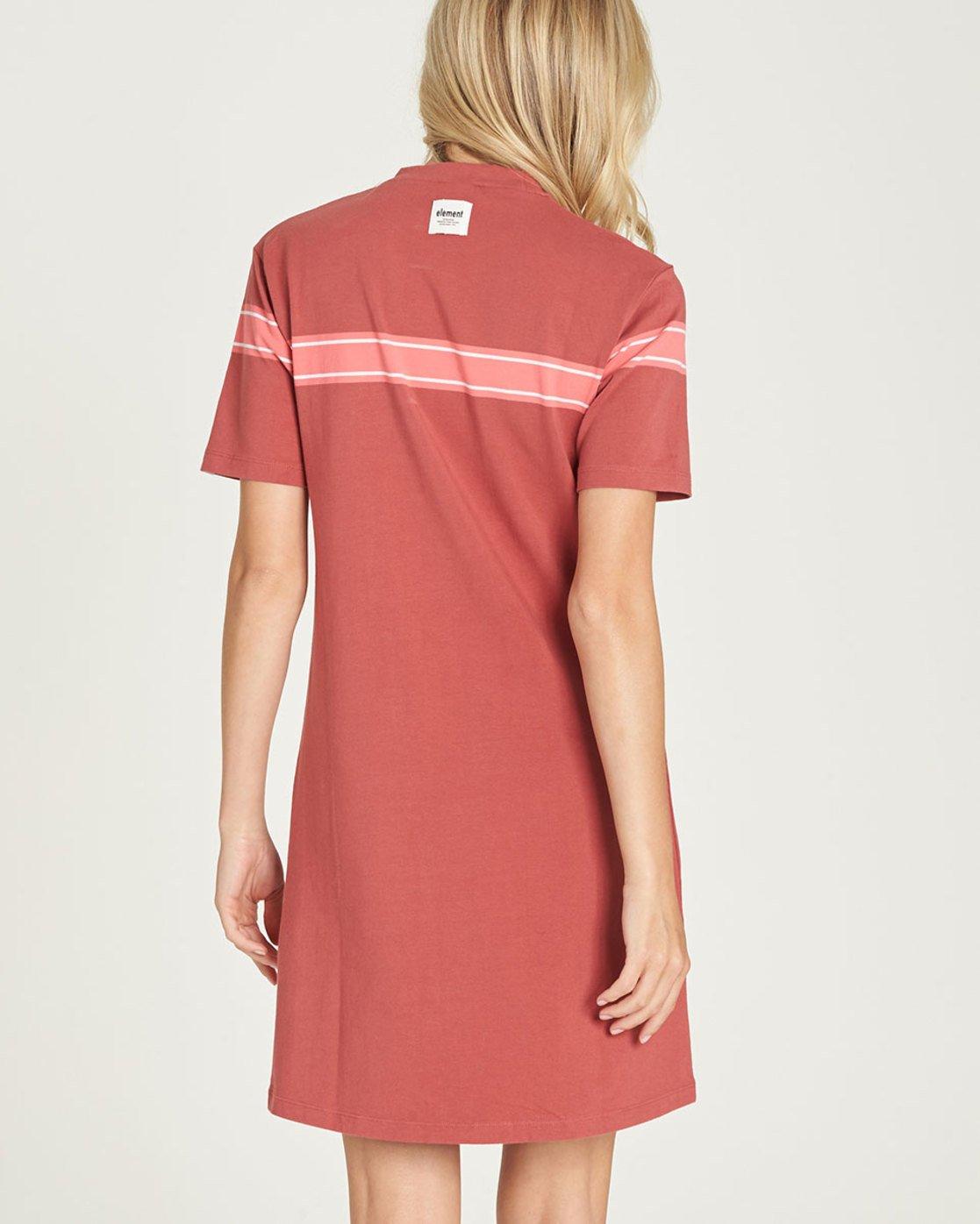 1 Jojo Dress - Dress for Women Pink N3DRA2ELP9 Element