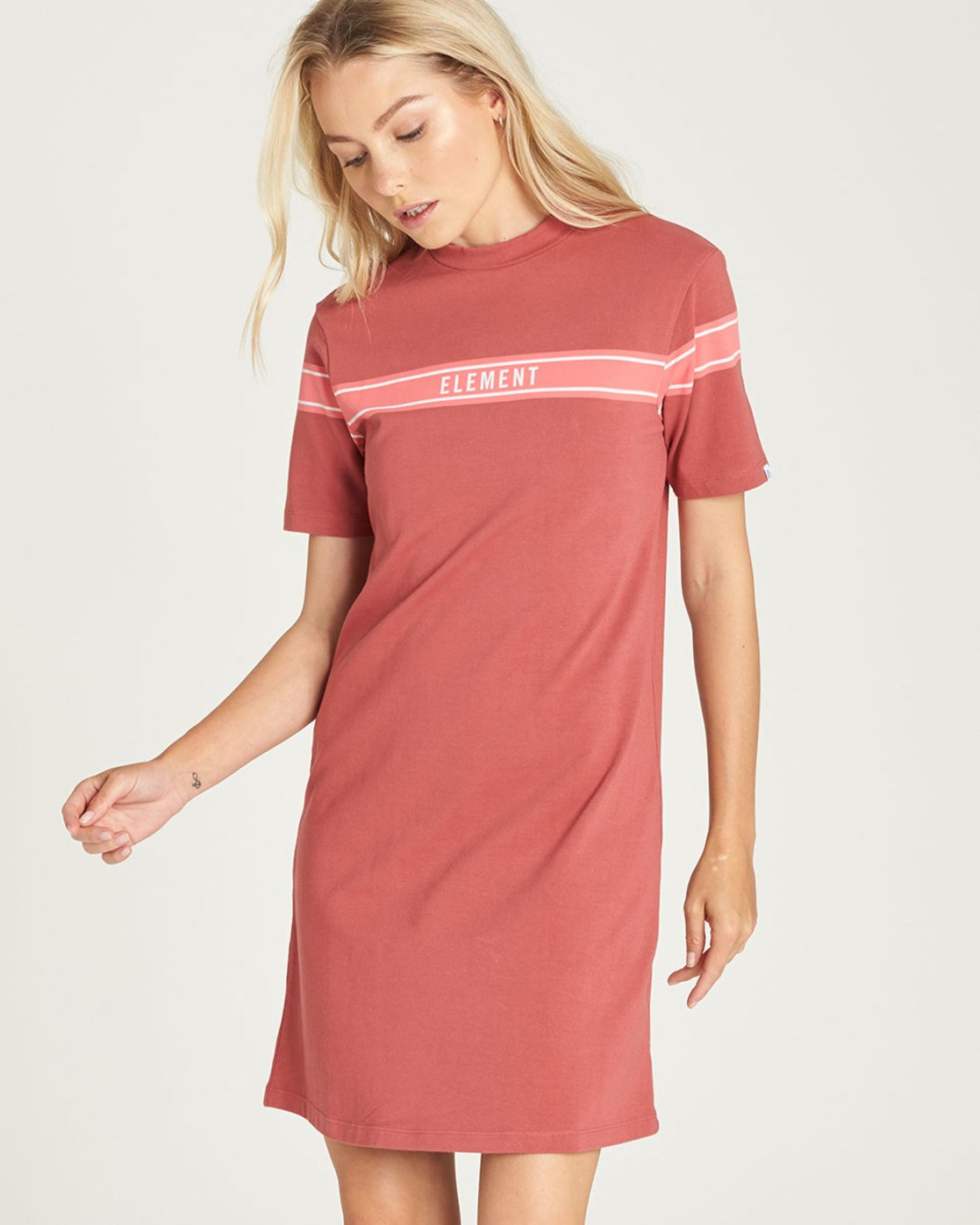 0 Jojo Dress - Dress for Women Pink N3DRA2ELP9 Element