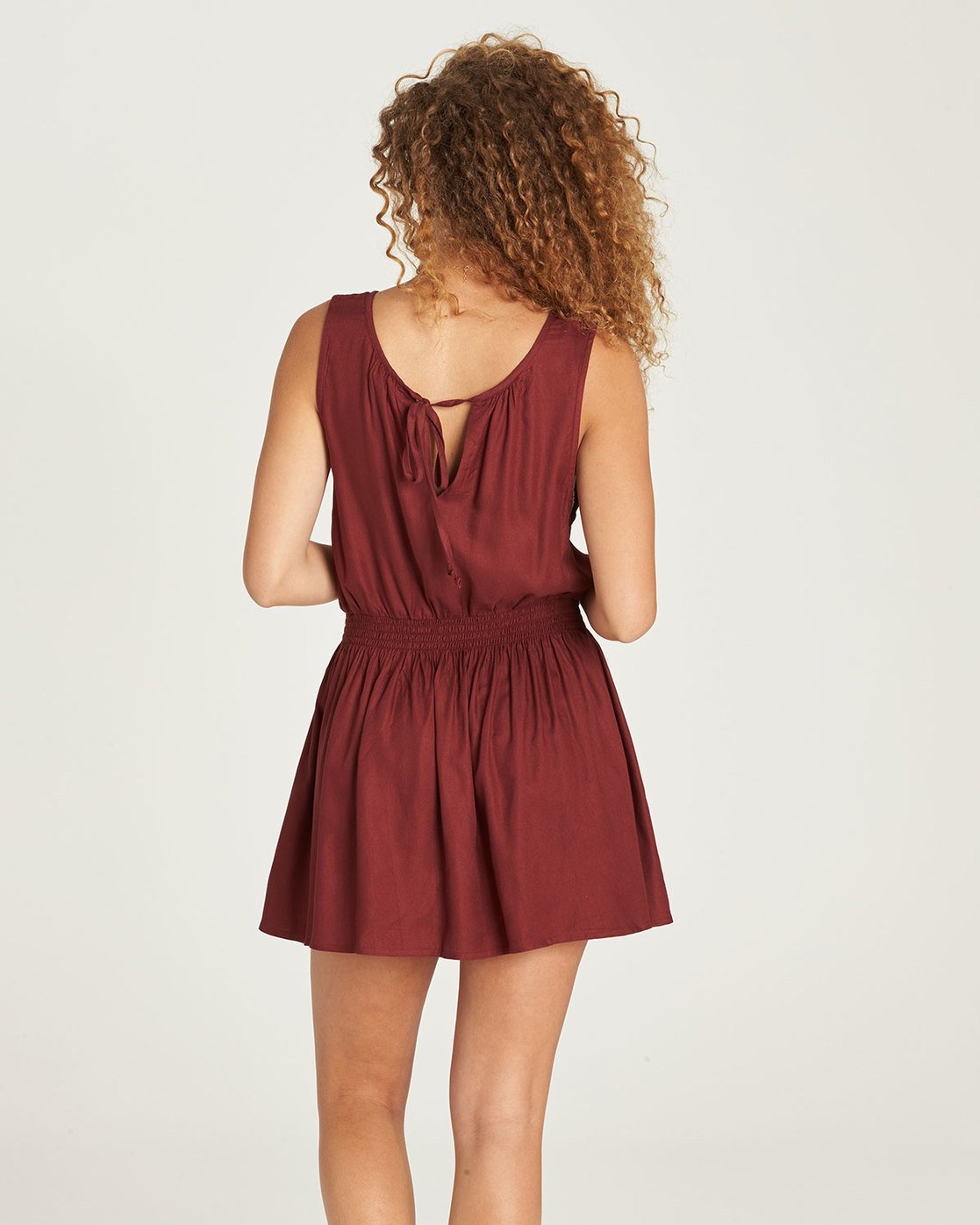 1 Someone - Dress for Women Red N3DRA4ELP9 Element
