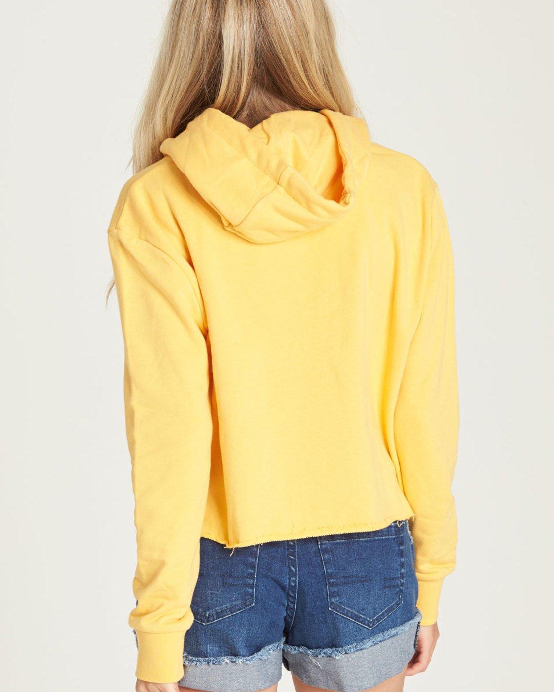 1 Peek - Fashion Fleece for Women Yellow N3FLA1ELP9 Element