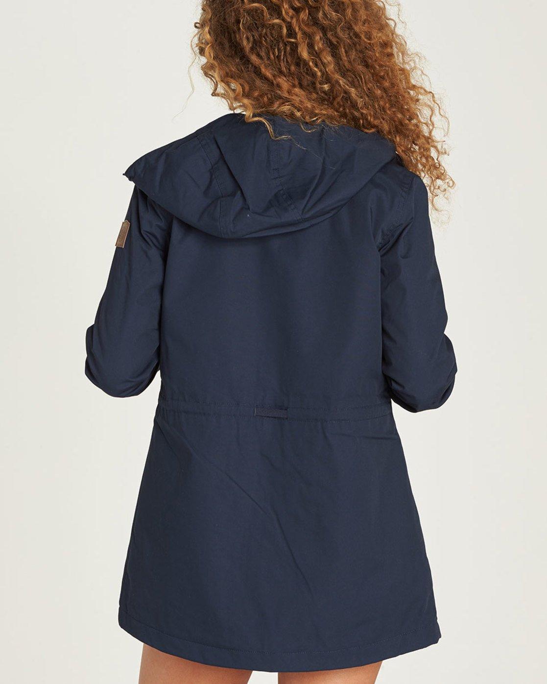 1 Wynn - Jacket for Women Blue N3JKA2ELP9 Element