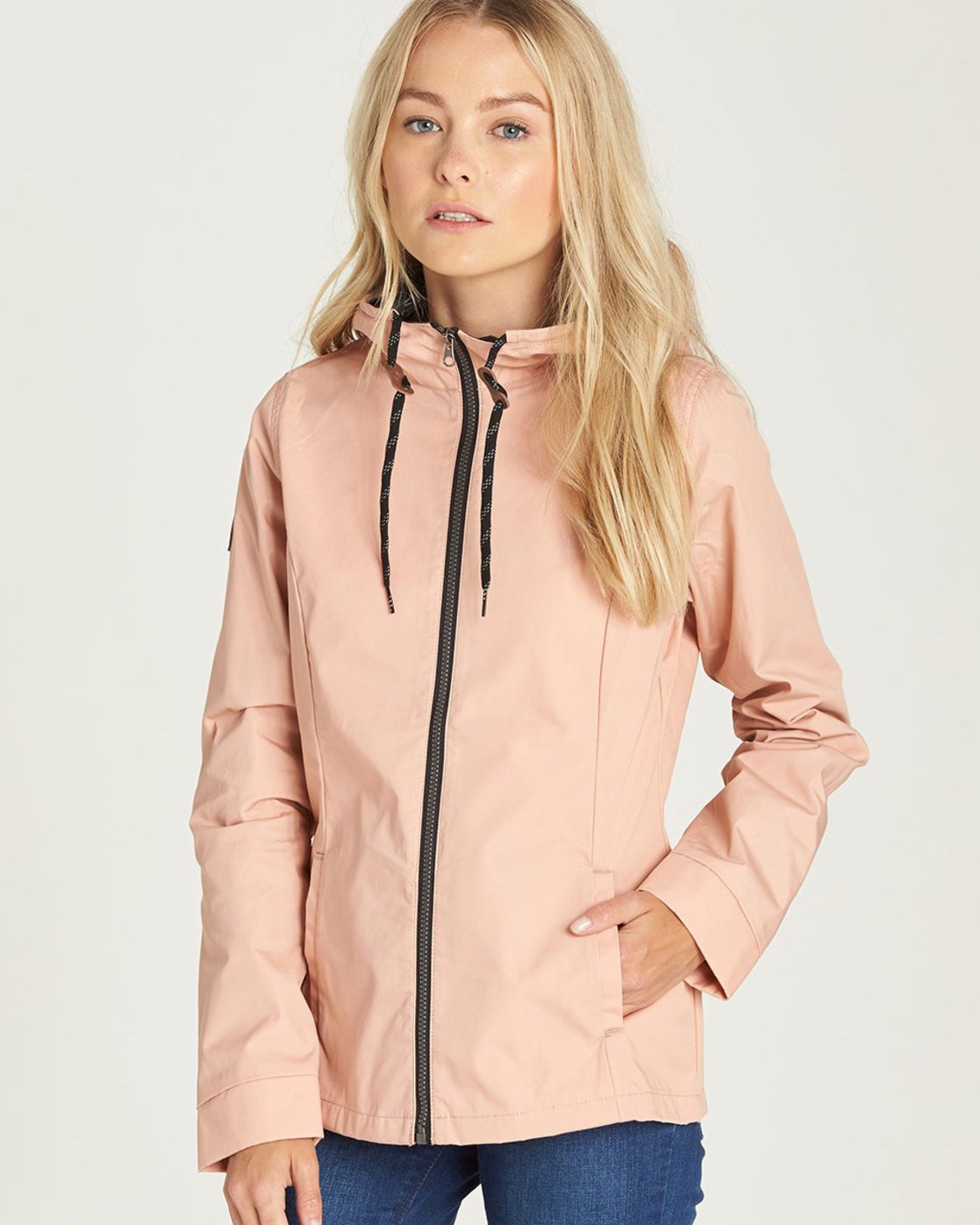 0 Free - Jacket for Women Pink N3JKA3ELP9 Element