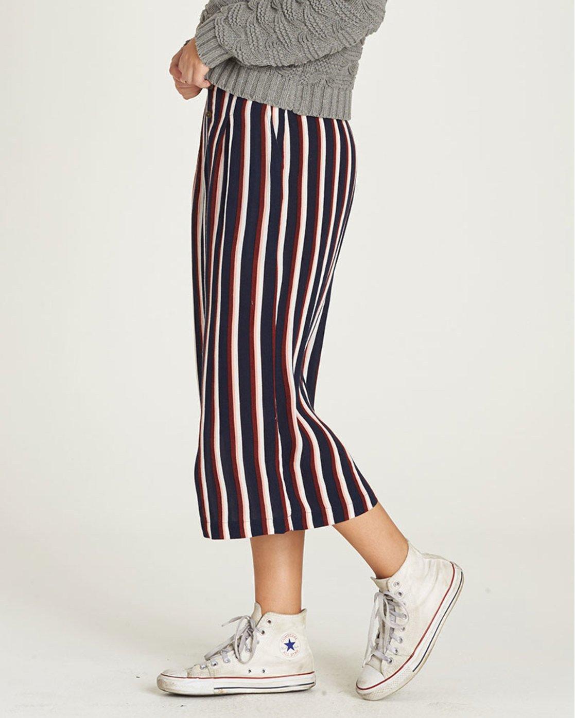 1 Aluna Culotte Pant - trousers for Women Blue N3PTA1ELP9 Element