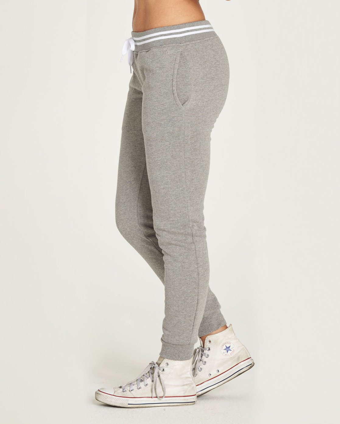 1 So True - trousers for Women Grey N3PTA2ELP9 Element