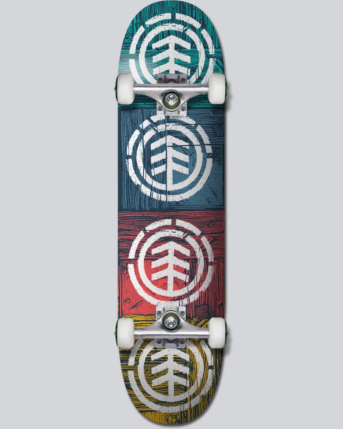 Element Skateboard Complete Deck Sylvan 8.0 Complete