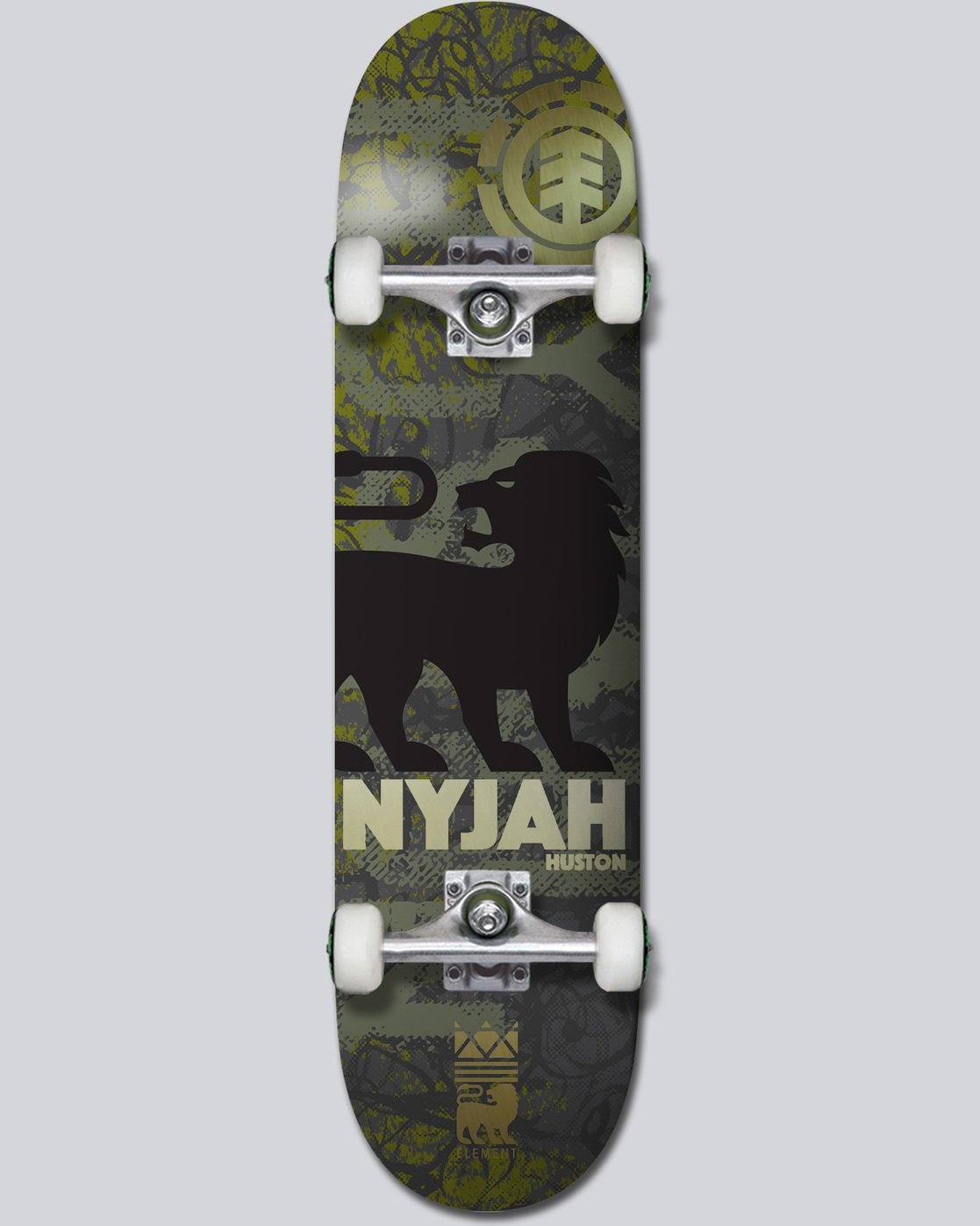 0 Nyjah Texture 7.75 - Completes for Men  N4CPB5ELP9 Element