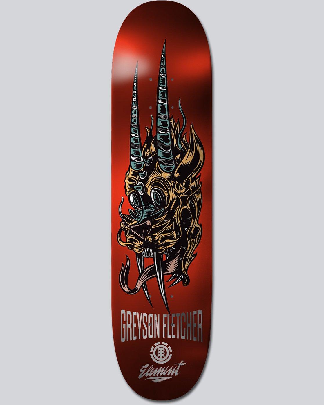 0 Animystic Greyson 8. - Deck for Men  N4DCD5ELP9 Element