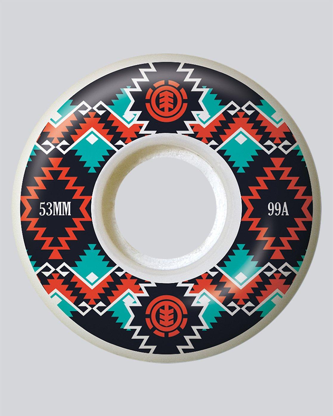 0 Indigena 53Mm - Wheels&Bearings for Men  N4WHA2ELP9 Element