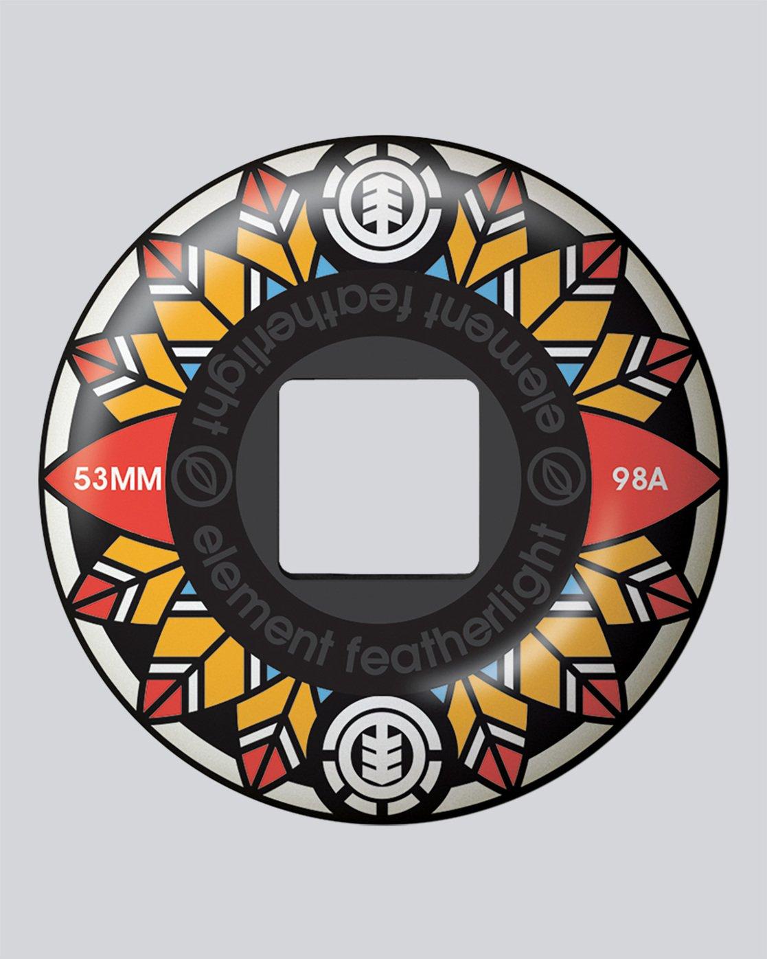 0 Feathers 53Mm - Wheels&Bearings for Men  N4WHA3ELP9 Element