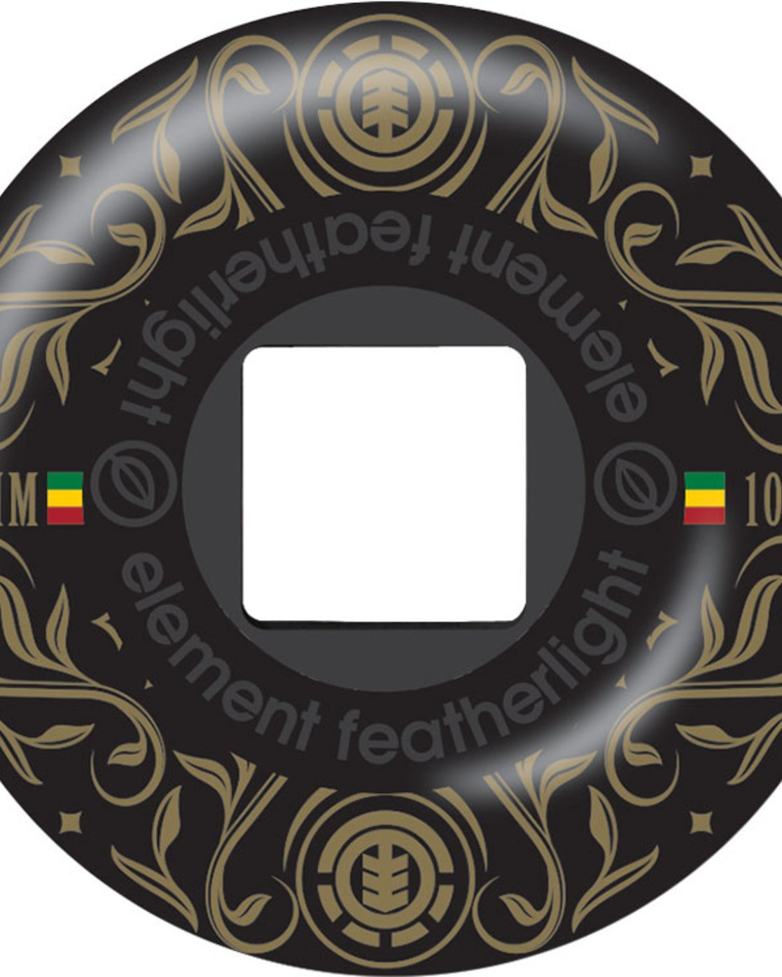 1 Naturalistic 52Mm - Wheels&Bearings for Men  N4WHB4ELP9 Element