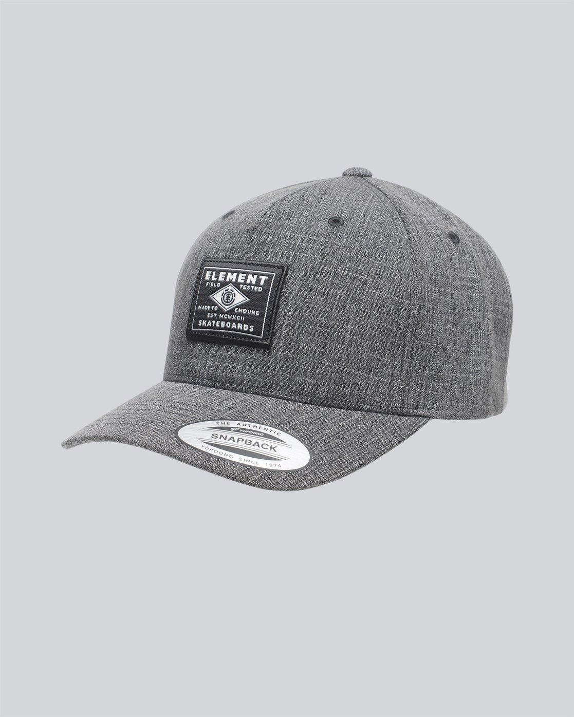 0 Jagger Iii Cap - Head Wear for Men  N5CTA3ELP9 Element