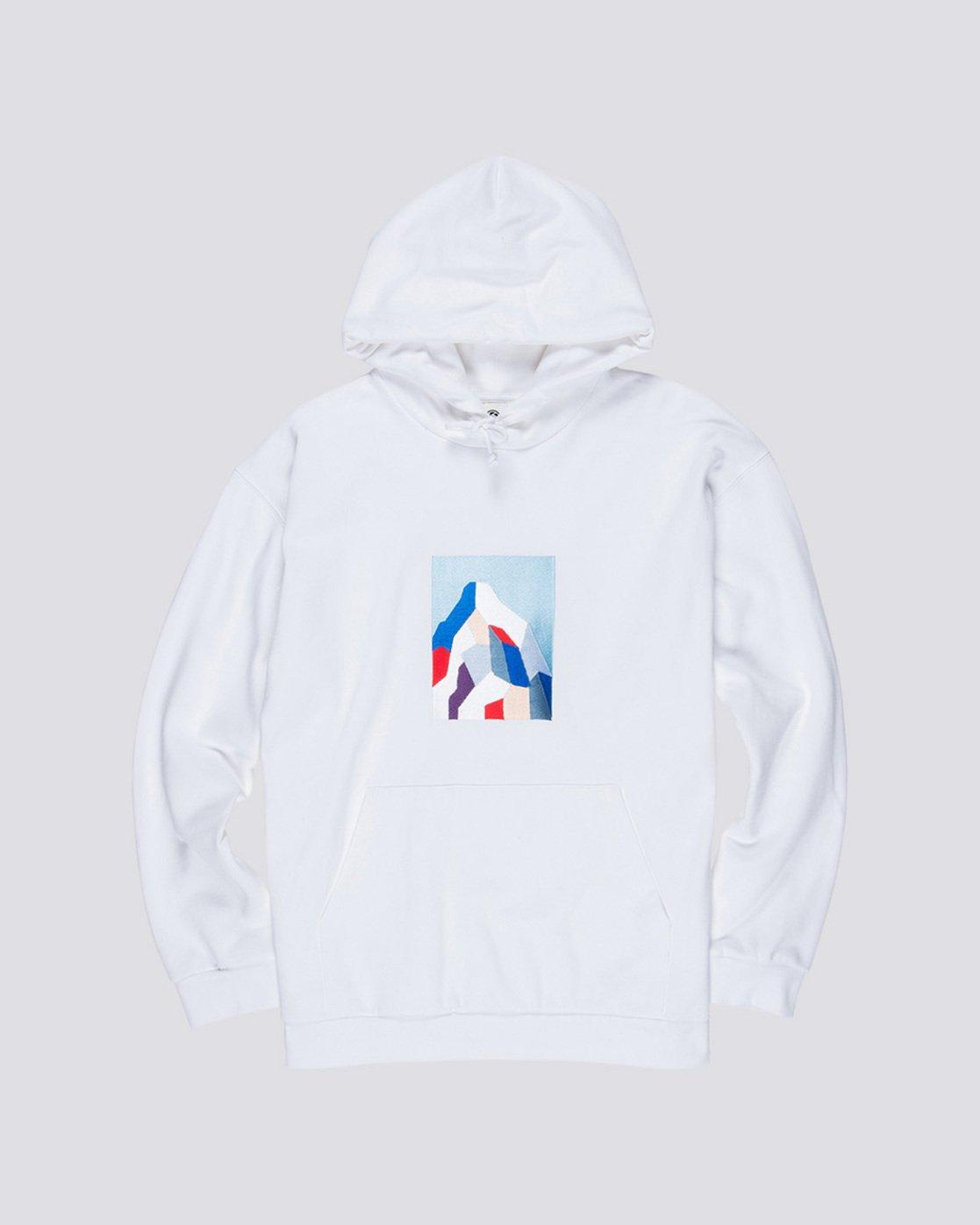 3 SD - Hoodie White Q1FLA4ELF9 Element