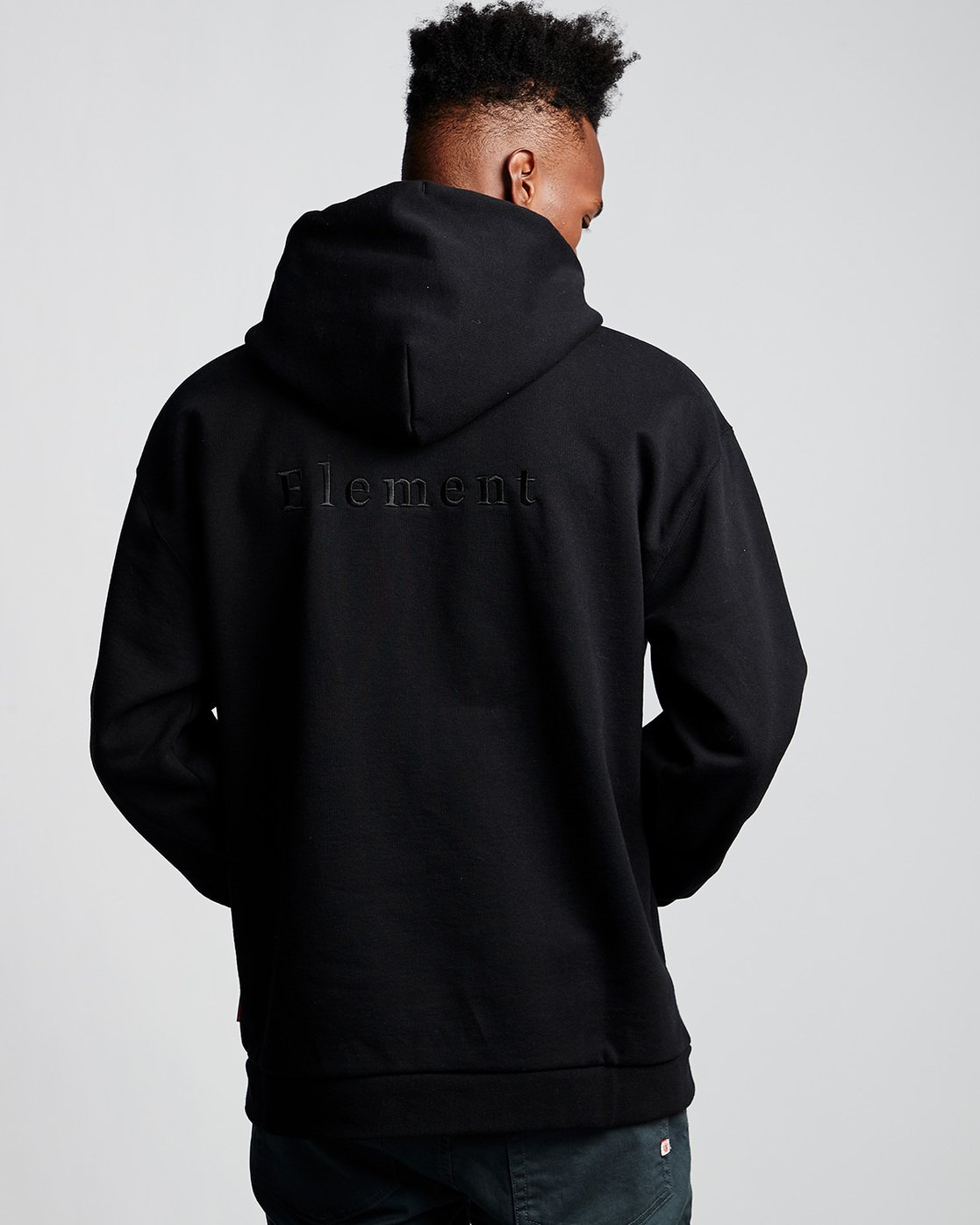2 SD - Hoodie Black Q1FLA4ELF9 Element