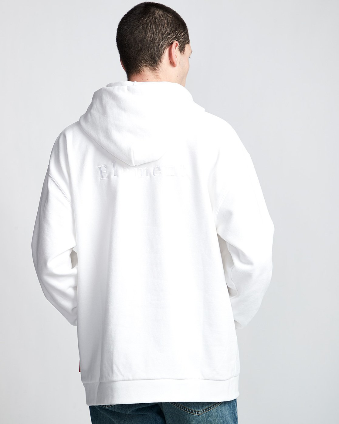 2 SD - Hoodie White Q1FLA4ELF9 Element