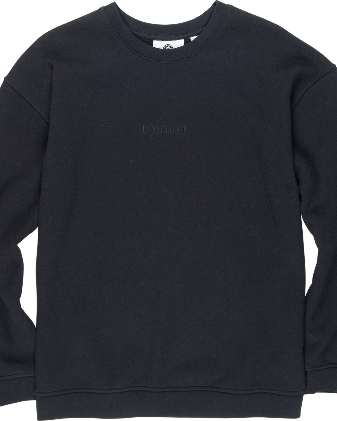 5 SD - Sweatshirt Black Q1FLA6ELF9 Element