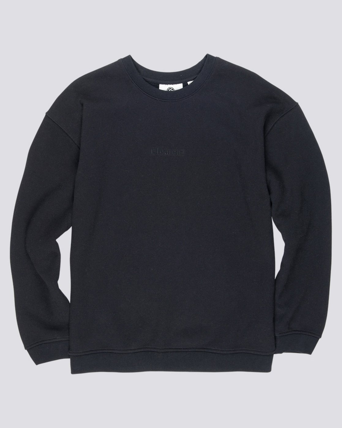 3 SD - Sweatshirt Black Q1FLA6ELF9 Element