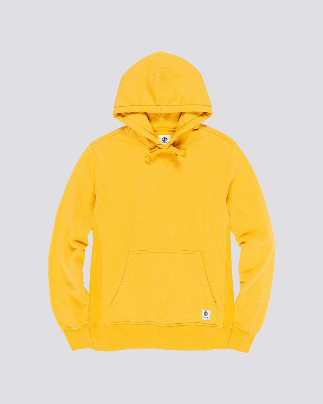 3 Neon - Sudadera con capucha para Hombre Amarillo Q1HOA4ELF9 Element
