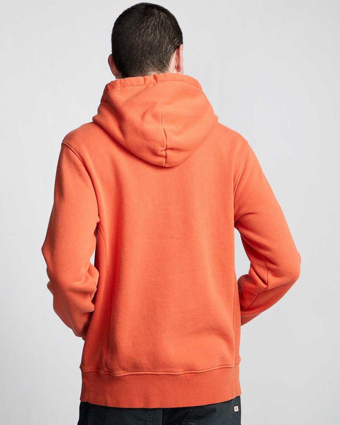 2 Neon - Hoodie Orange Q1HOA4ELF9 Element
